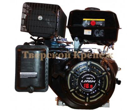 Двигатель бензиновый LIFAN 192F2D-D25 18А