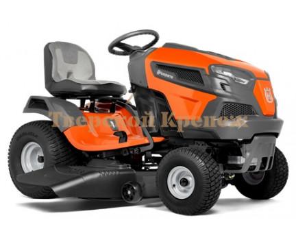 Трактор садовый HUSQVARNA TS 146TXD