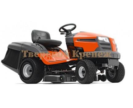 Трактор садовый HUSQVARNA TC 138L