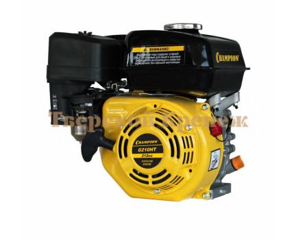 Двигатель бензиновый CHAMPION G210HKT
