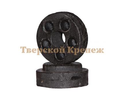 """Грузы утяжелители на колеса НЕВА 8.0"""" 6,5 кг 1 шт"""