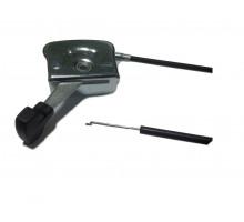 Трос газа мотоблока с ручкой АГАТ МБ 1700