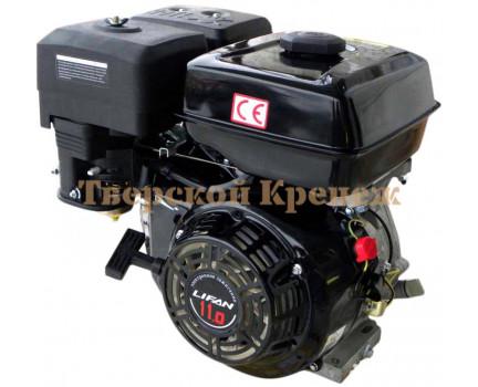 Двигатель бензиновый LIFAN 182F-D25 7А