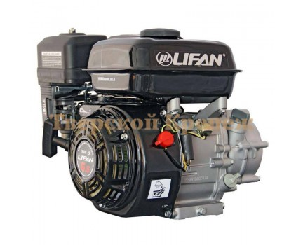Двигатель с редуктором LIFAN 168F-2R 7A