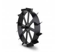Колеса с грунтозацепами для мотоблока АГАТ 600х110 мм