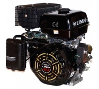 Двигатель бензиновый LIFAN 192FD-D25 3А